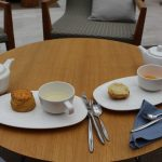 Fresh Scones at Afternoon Tea