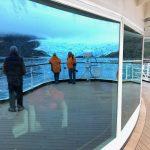 Mirror image of Glacier