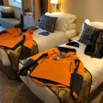 Seabourn Parkas/Backpacks/Penguin Hats