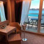Seabourn Balcony Cabin