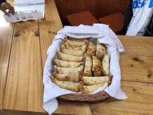 Delicious Empanada lunc