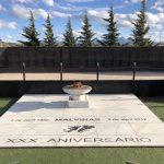 Soldier war memorial