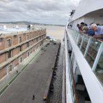 Great job docking the ship