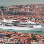 Harmony of the Seas in Venice